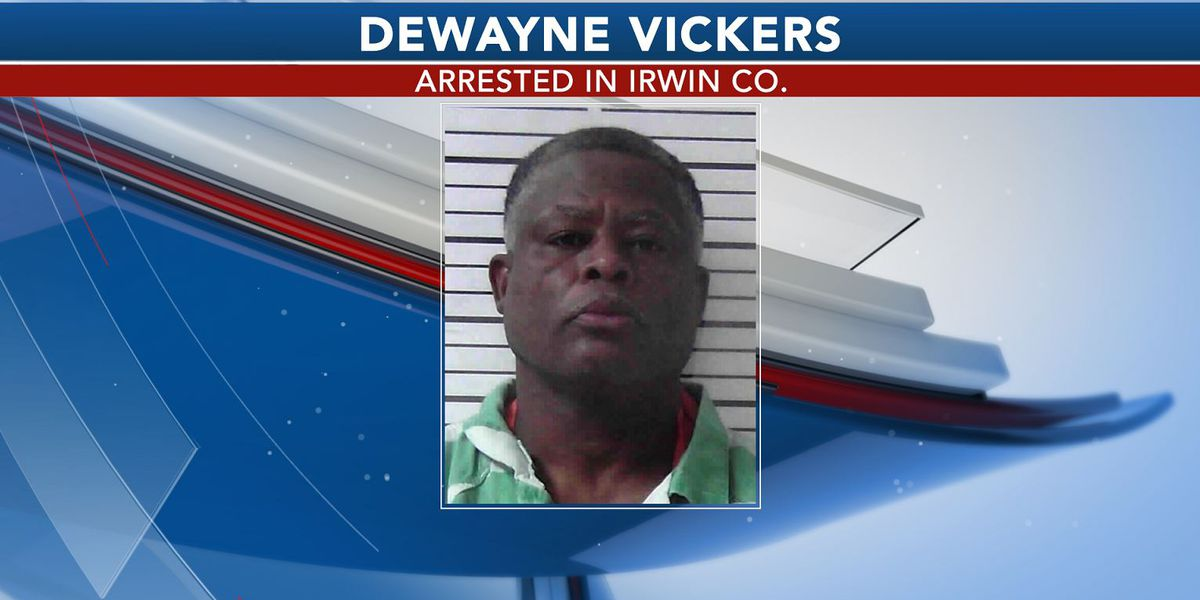 Ocilla man arrested on sex offenses