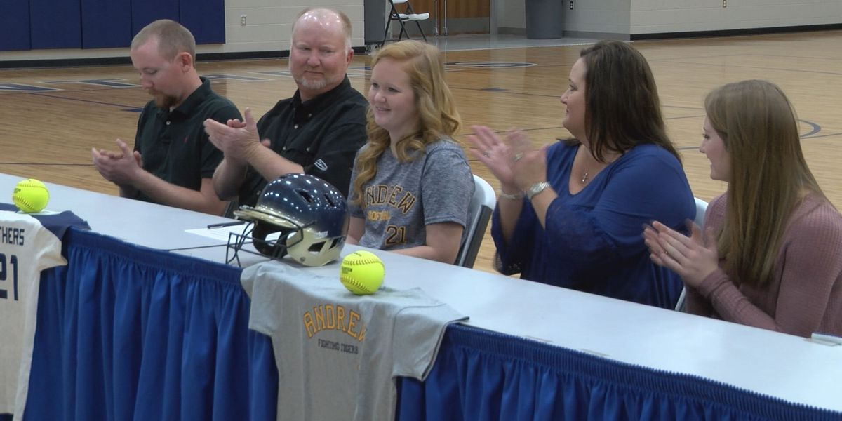 Tiftarea's Sumner signs with Andrew College