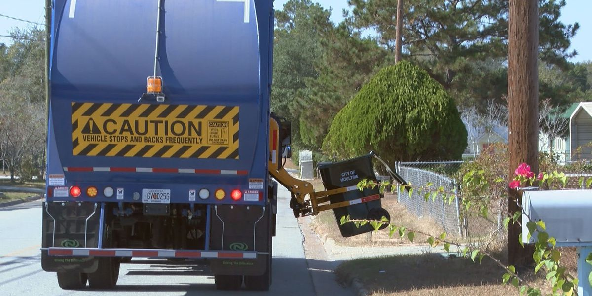 New garbage collecting system 'rolls-out' in Moultrie
