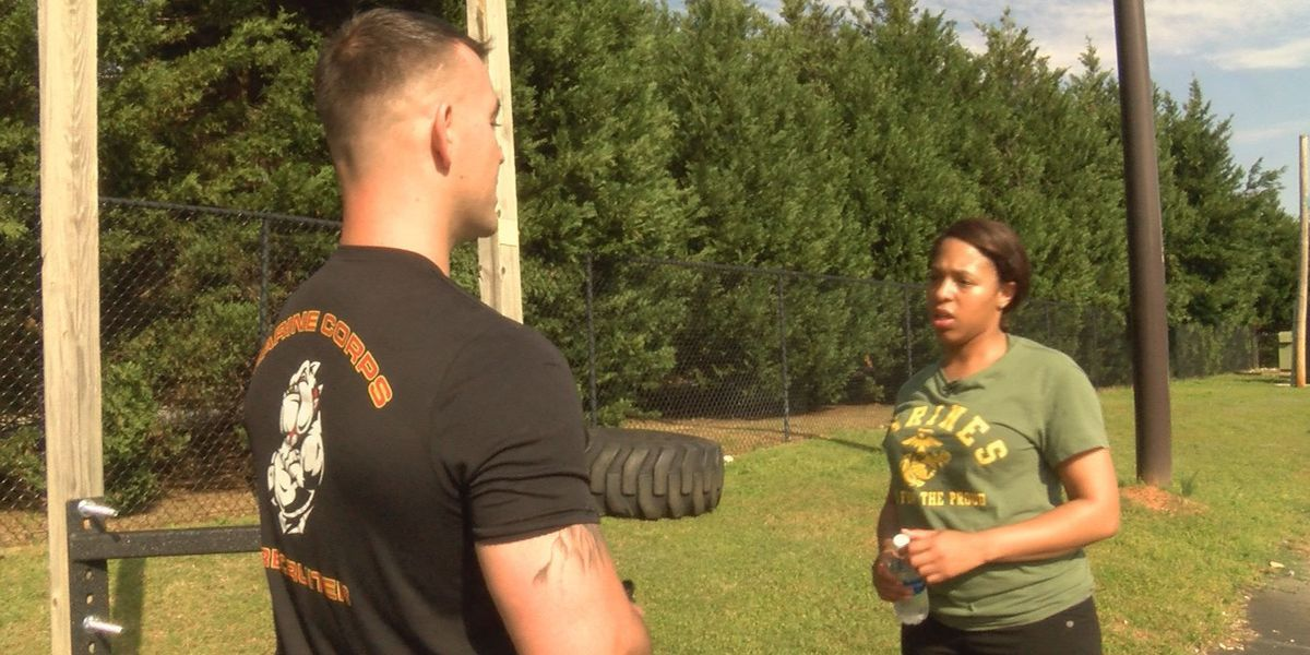 WALB trains for trip to US Marine depot in Parris Island