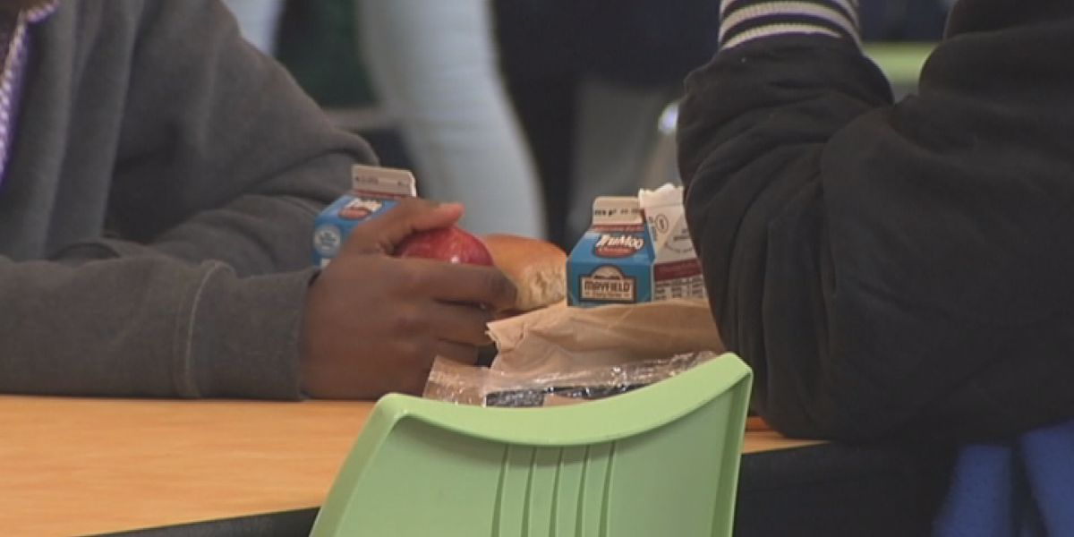 Dougherty Co. School System brings dinner to students by food trucks