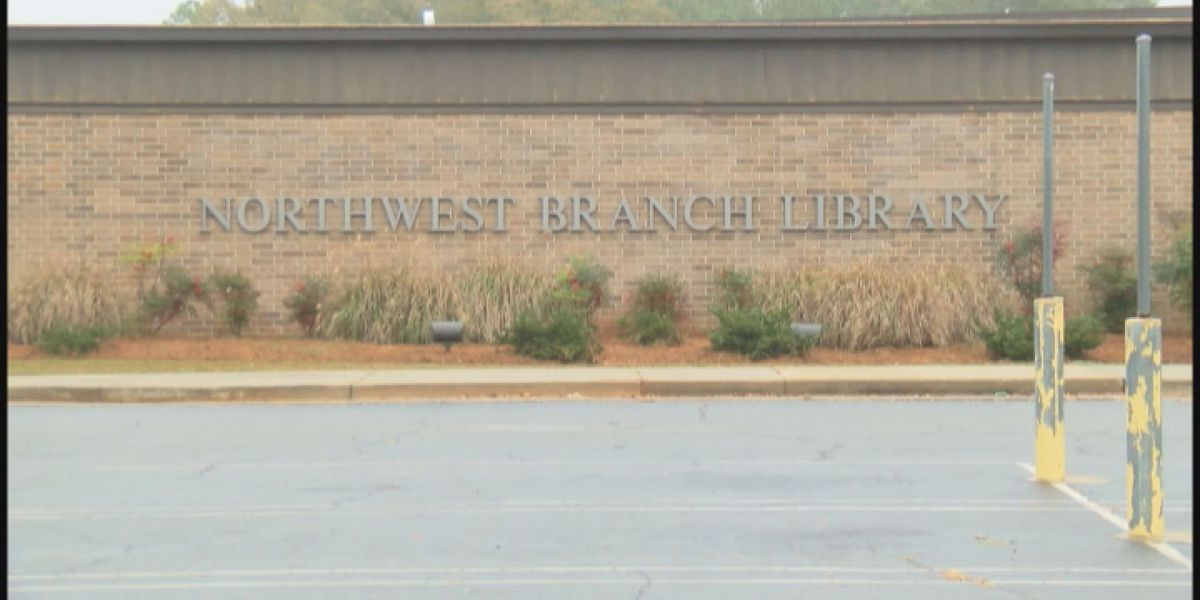 Northwest Library could be getting new roof