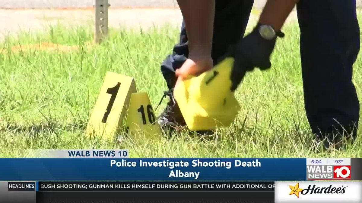 Victim identified in early Monday morning Albany fatal shooting