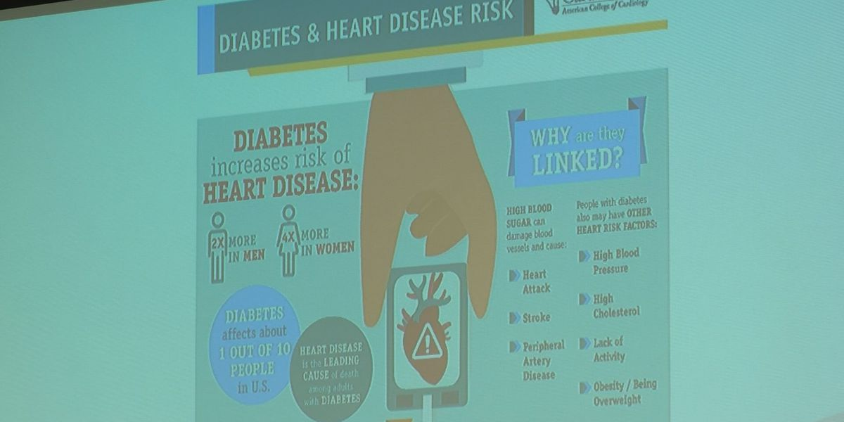 Lunch and learn: Luncheon held at Tift Regional to raise awareness on heart attack prevention