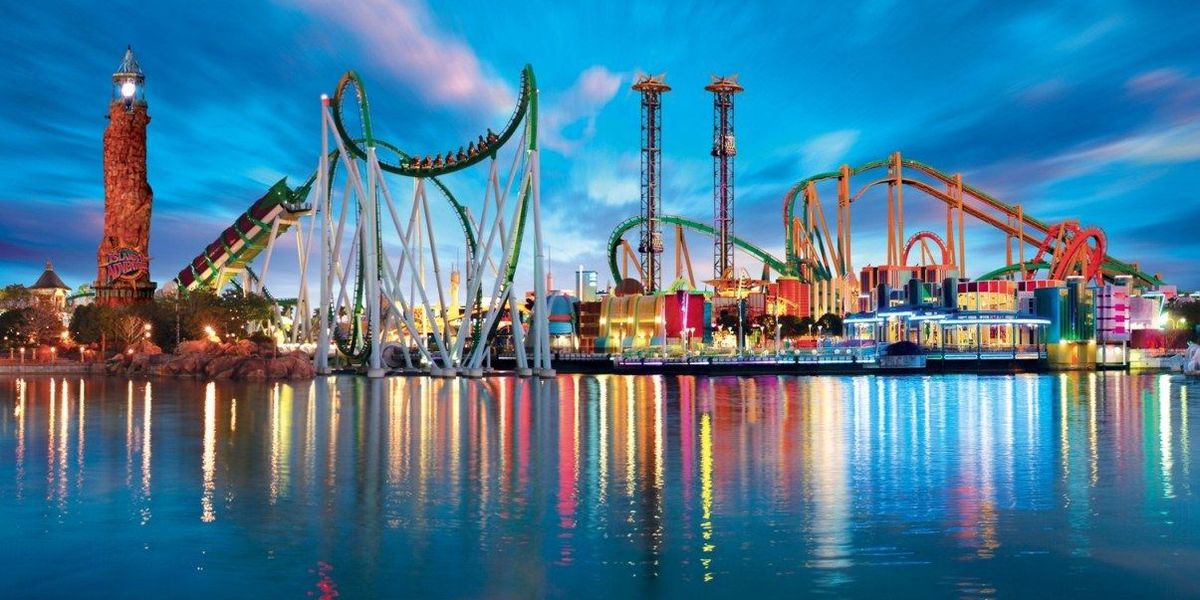 Country's top amusement and water parks announced