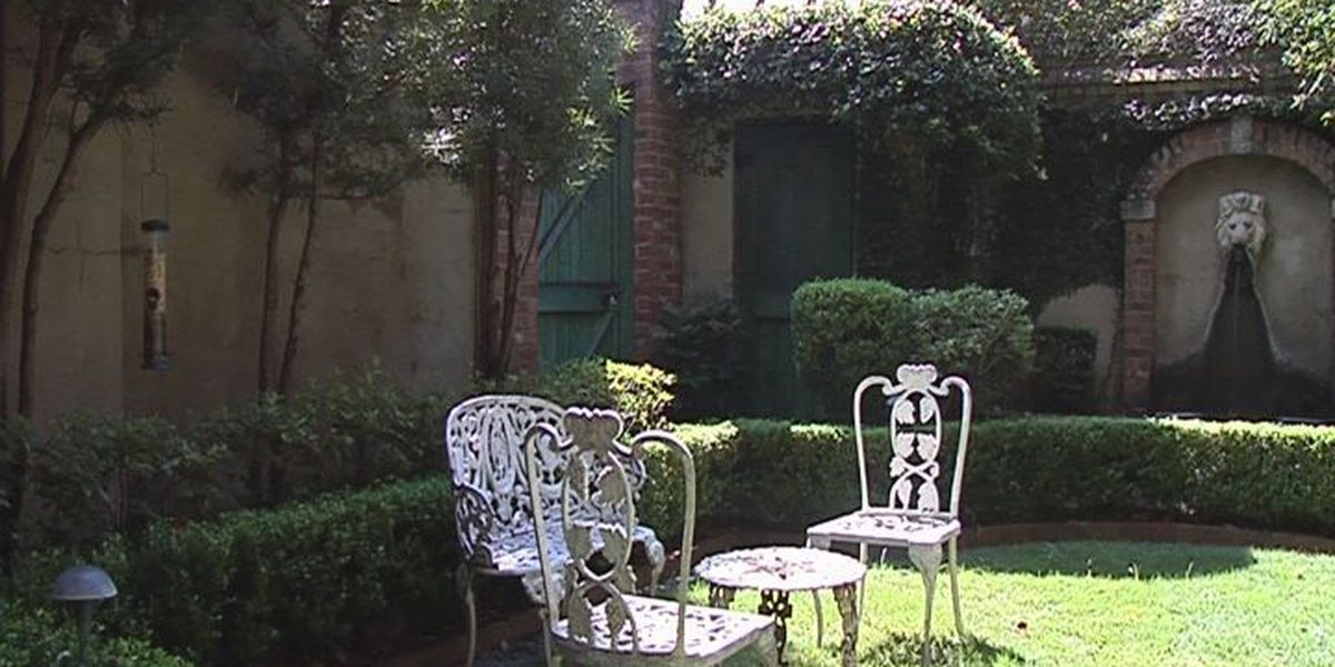 Southern Living Magazine will feature Thomasville gallery's garden