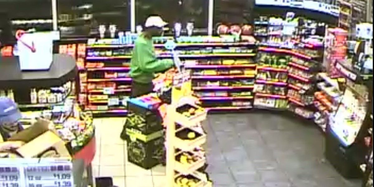 Moultrie police search for robbery suspect