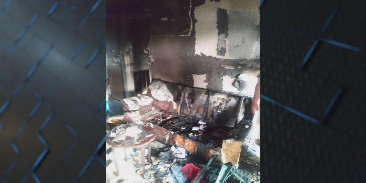 Decatur Co. firefighters rescue person after apartment fire