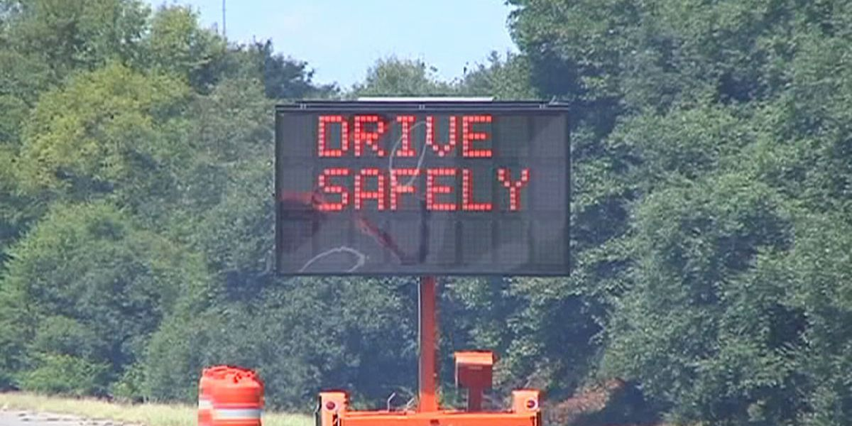 'Distracted Driving Awareness Month' reminds drivers to stay alert