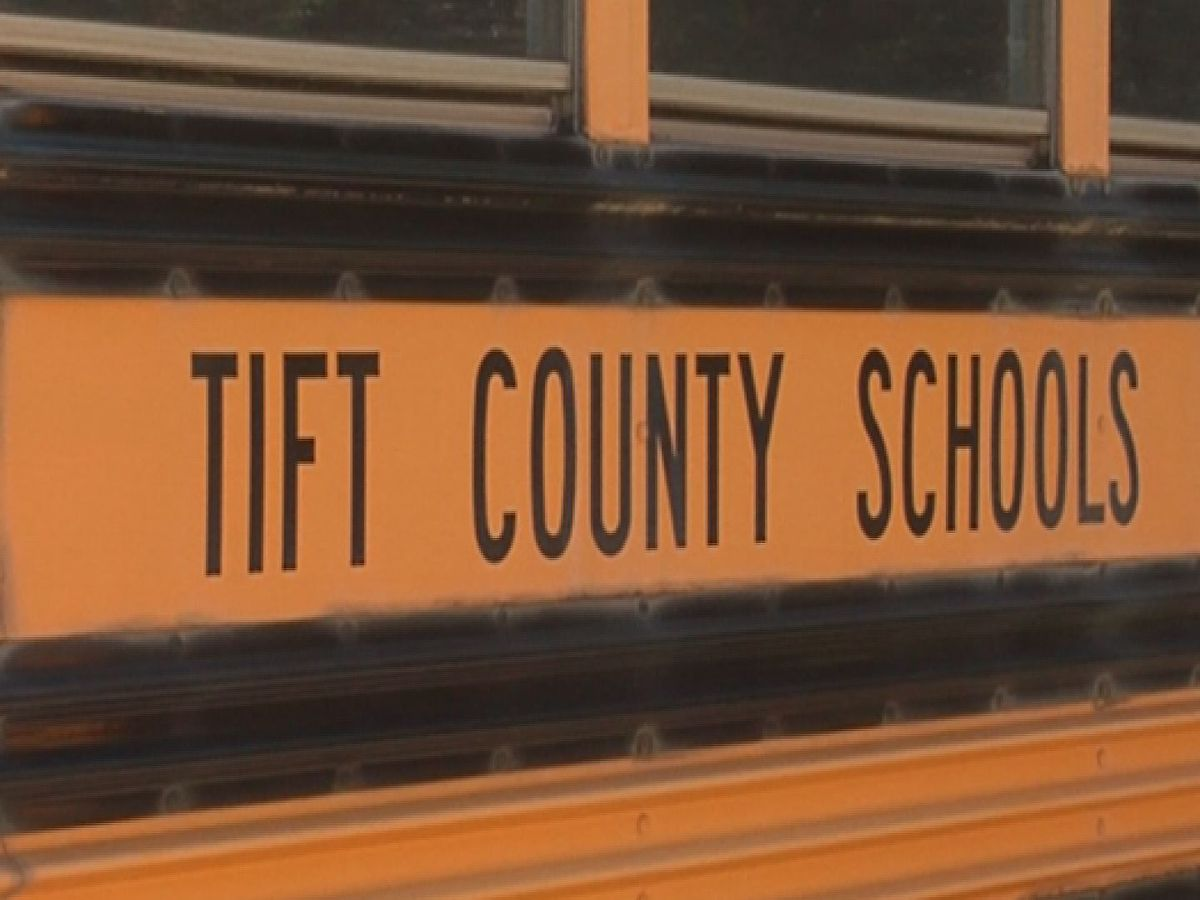 Tift Co. schools to receive air conditioned buses