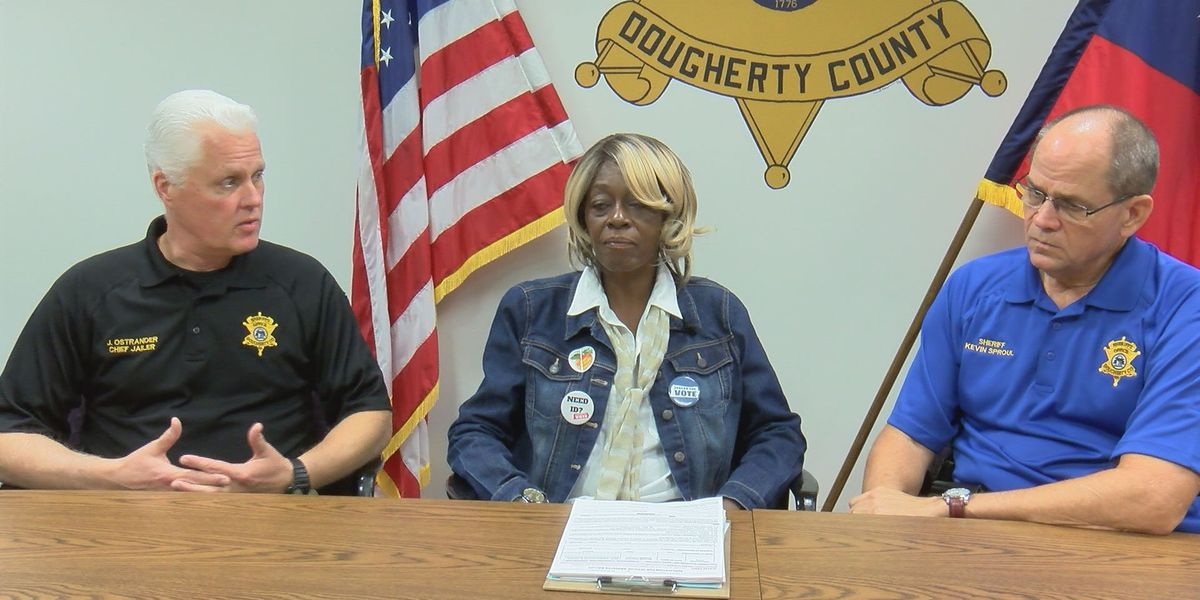 Dougherty Co. inmates to vote in November election from jail