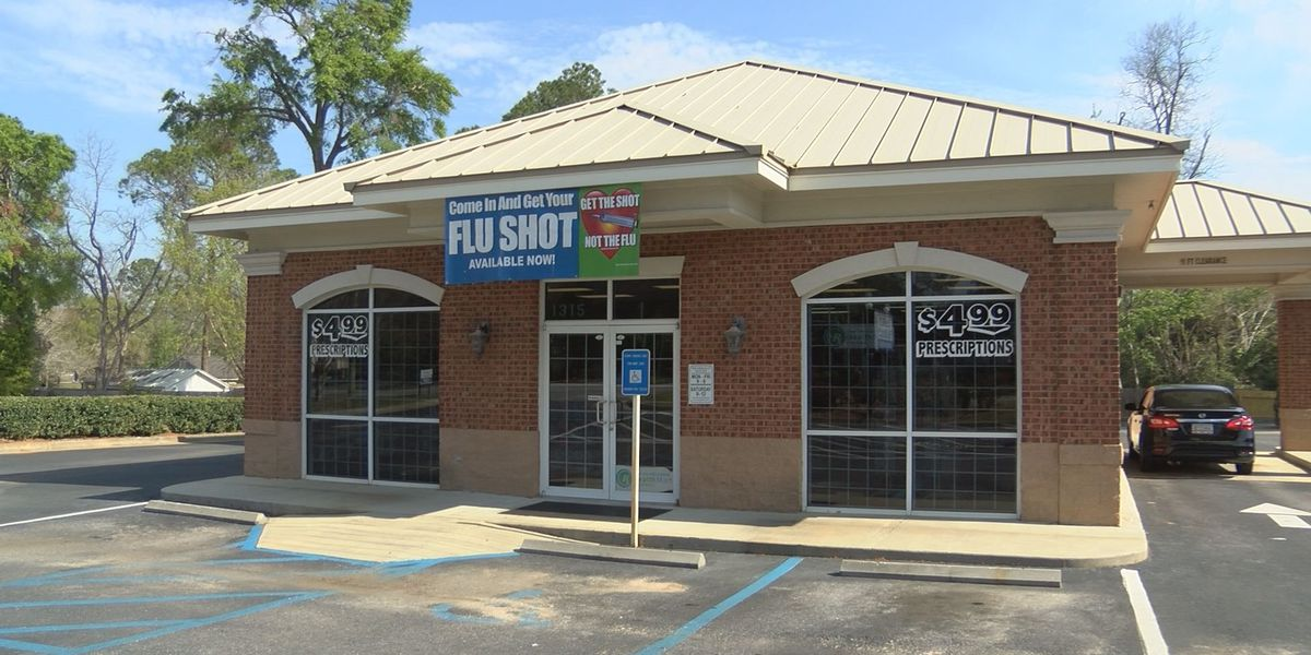 Pharmacies busy during flu season