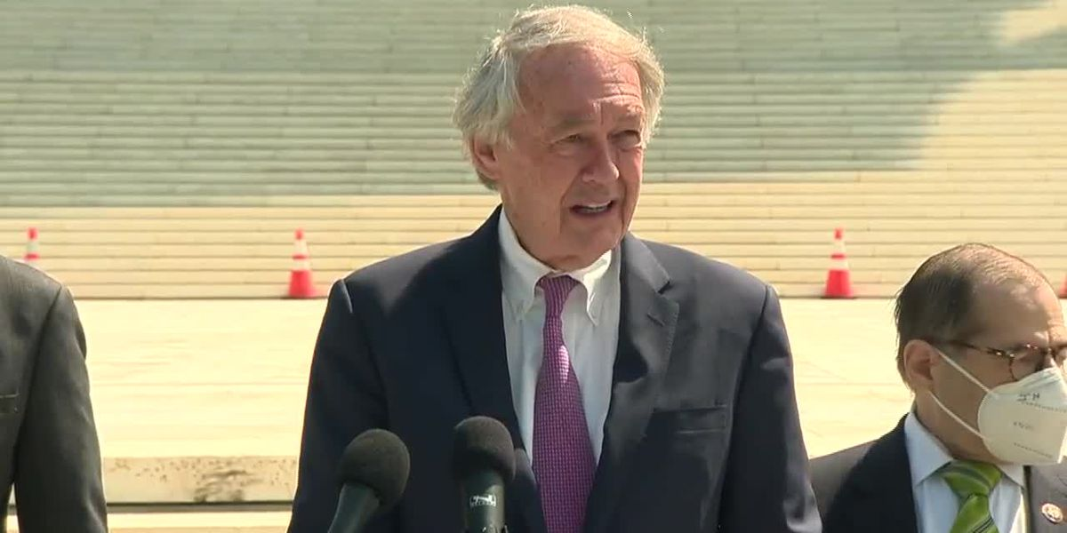 Sen. Markey: 'United States Supreme Court is broken'