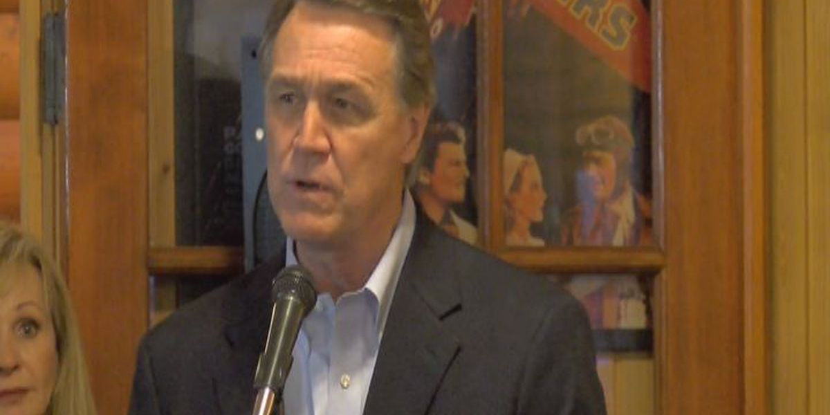 David Perdue makes campaign stop in Valdosta
