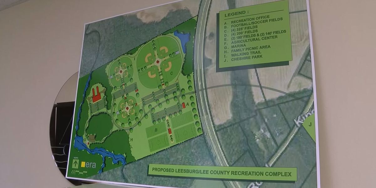 Lee Co. one step closer to getting 100-acre recreation complex