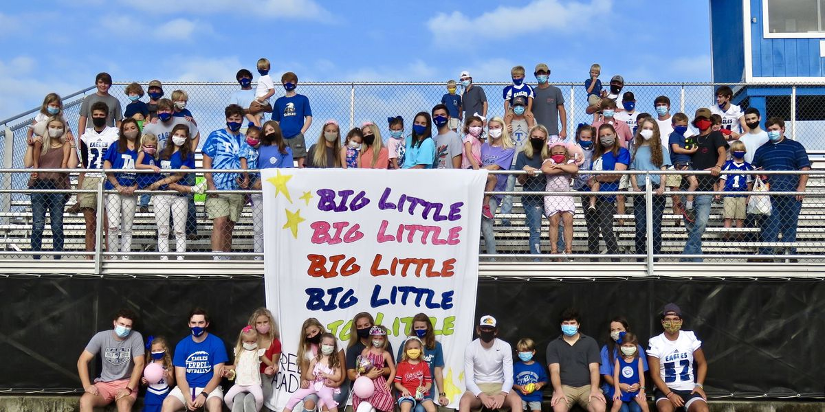 Terrell Academy continues to celebrate big/little tradition