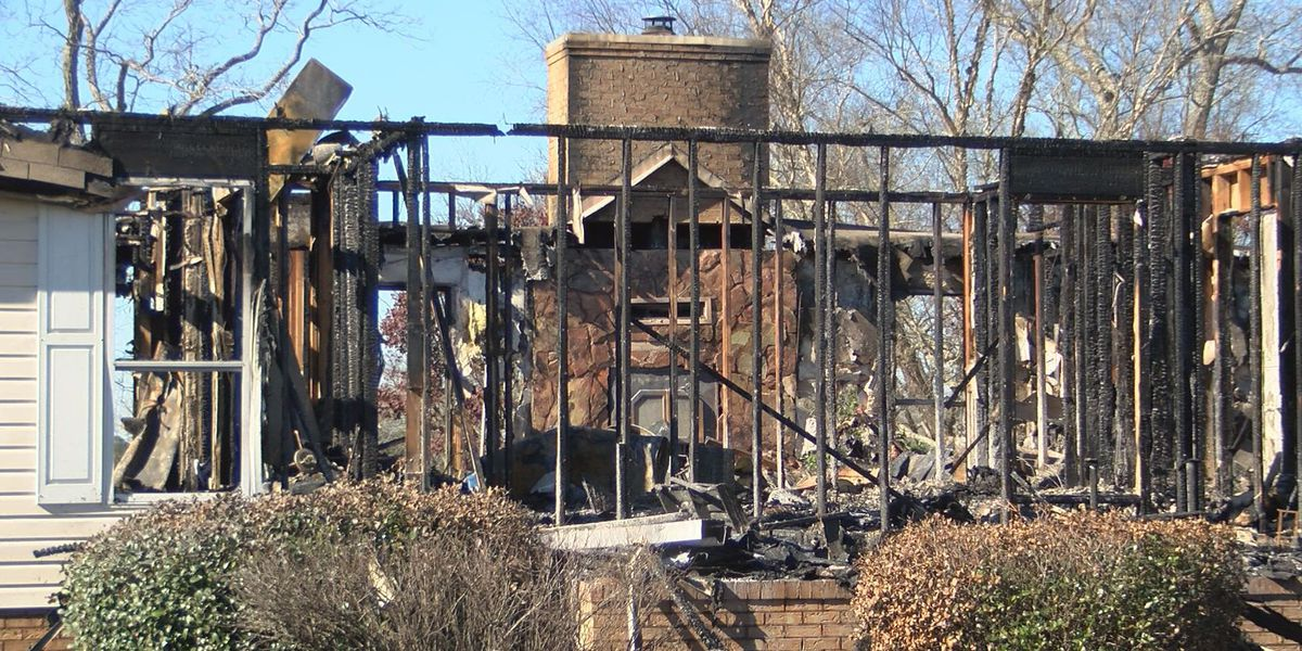 County commissioner loses everything in house fire