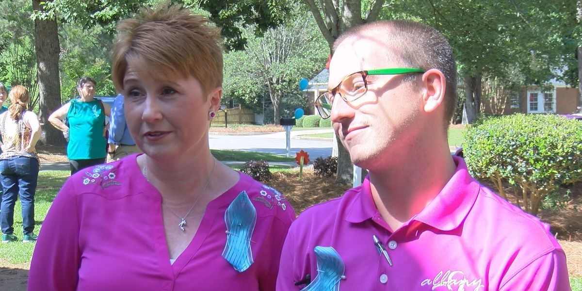 A cheering squad for Albany woman in fight for her life