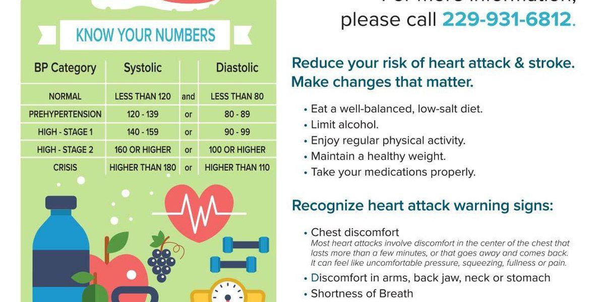 Phoebe hosts heart health walks