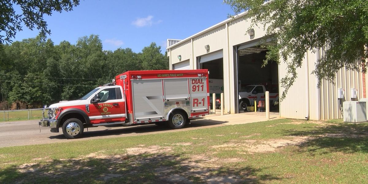 Lee Co. first responders get new rescue truck
