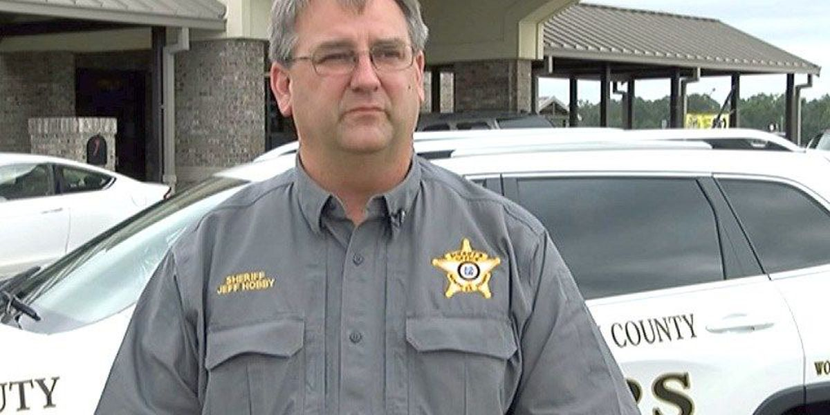 Worth sheriff arrested on new charges