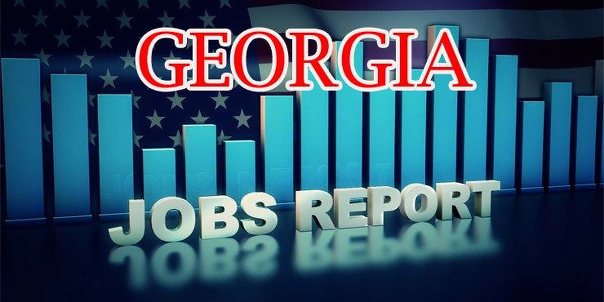 Georgia breaks employment record in May