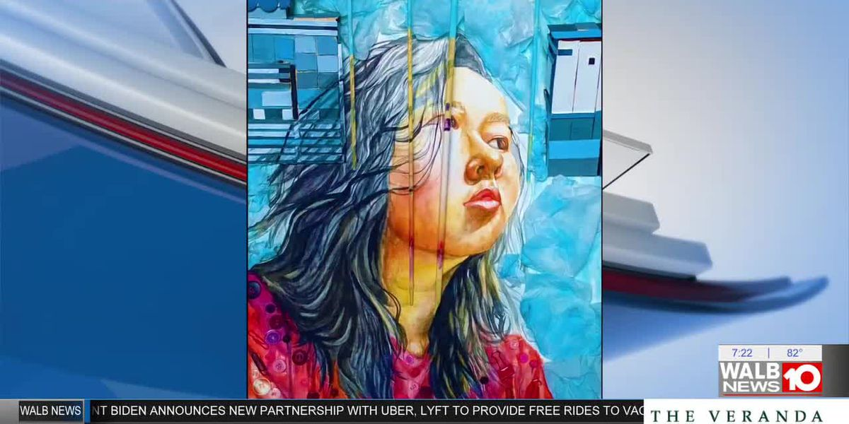 Good News: Rep. Austin Scott announces Winners of the 2021 Congressional Art Competition