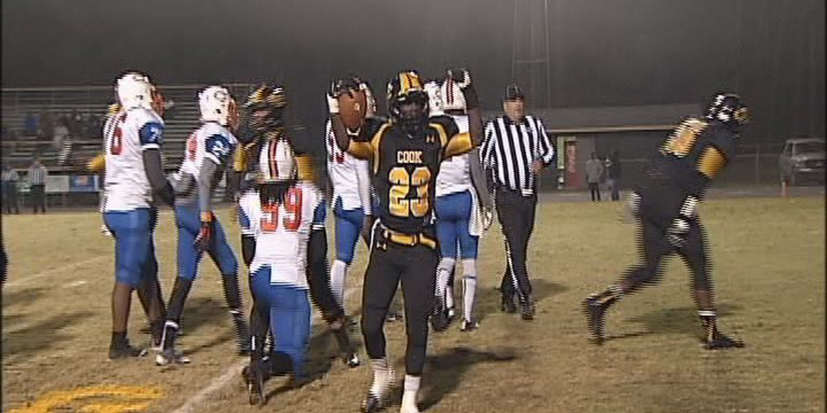 WALB TEAM OF THE WEEK (11/18/14): Cook continues to roll
