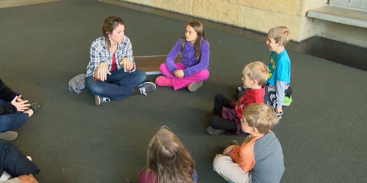 Flint RiverQuarium offers day camp