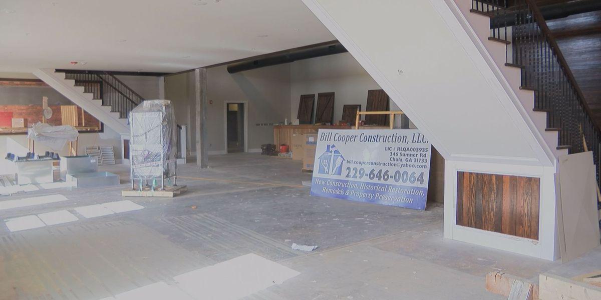 Italian restaurant coming to Tifton's new loft apartments