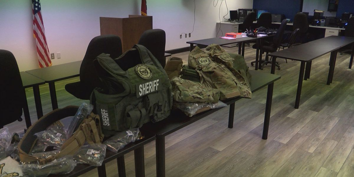 Lee County Sheriff's Office fully staffed as it gears up for incoming SWAT team