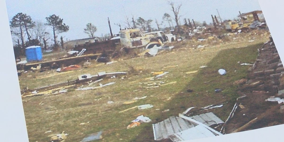 20 years later: Volunteer looks back on deadly Valentine's Day tornado