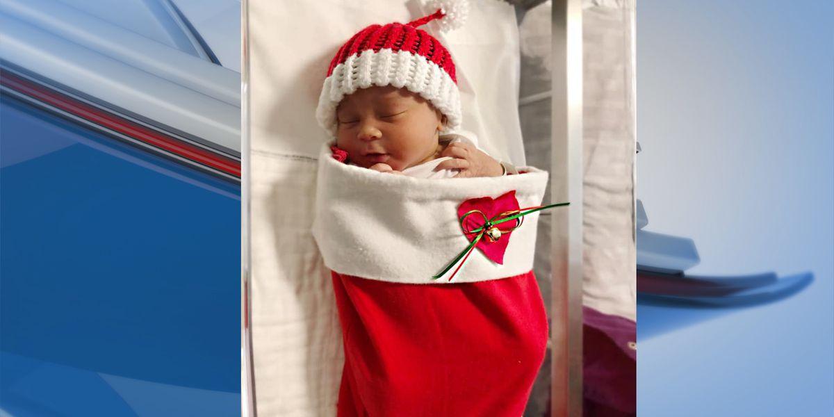 SGMC delivers 'Santa' babies