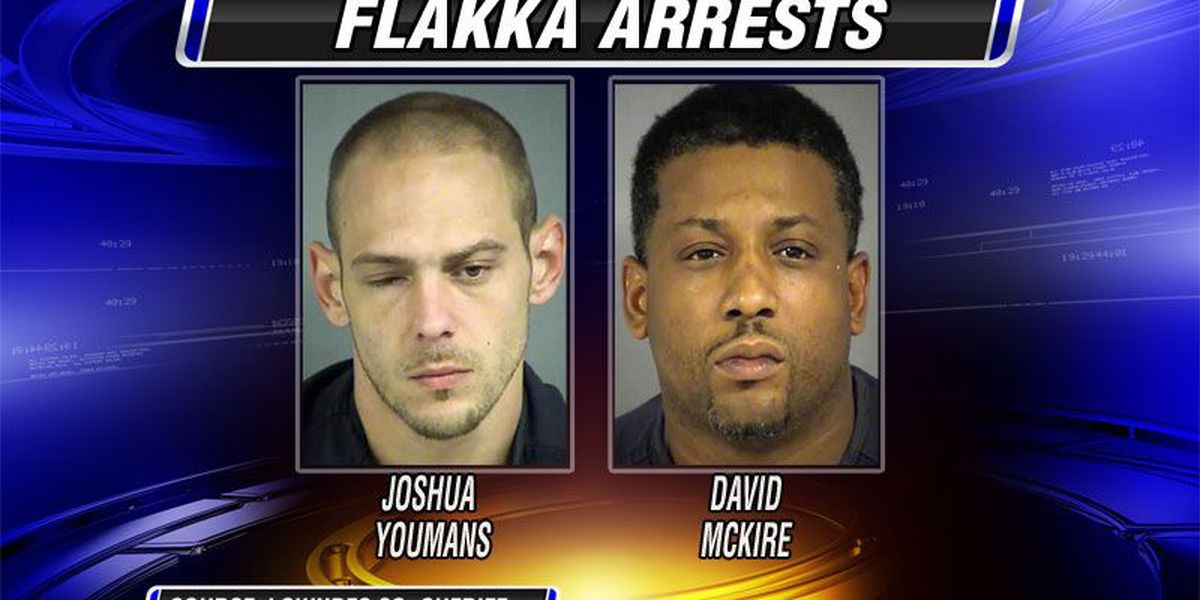 Two arrested with 'Flakka' in Lowndes County