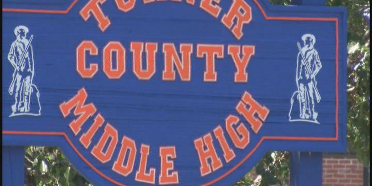 Controversy over Tuner Co. High school Mascot