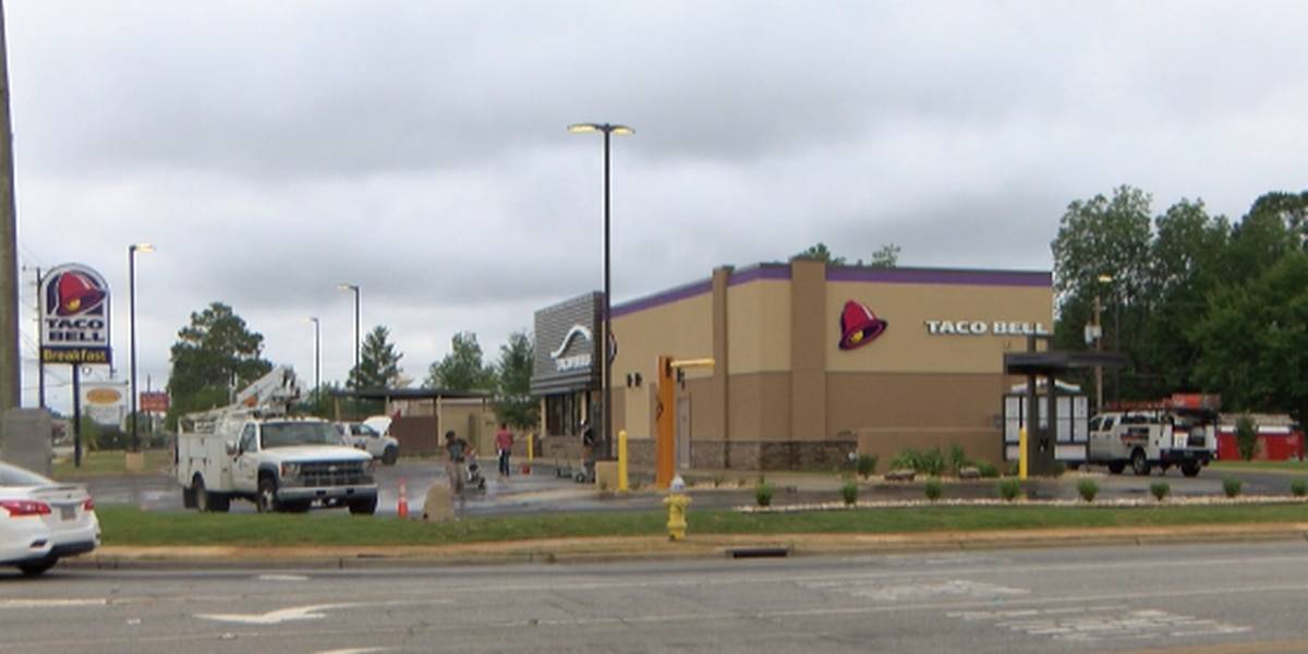 Dawson Road Taco Bell to open soon