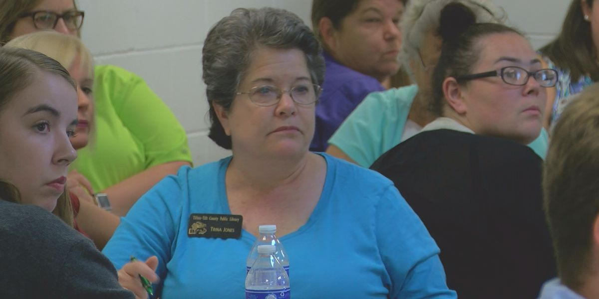 Tift Recreation Dept. meet to discuss plan for youth