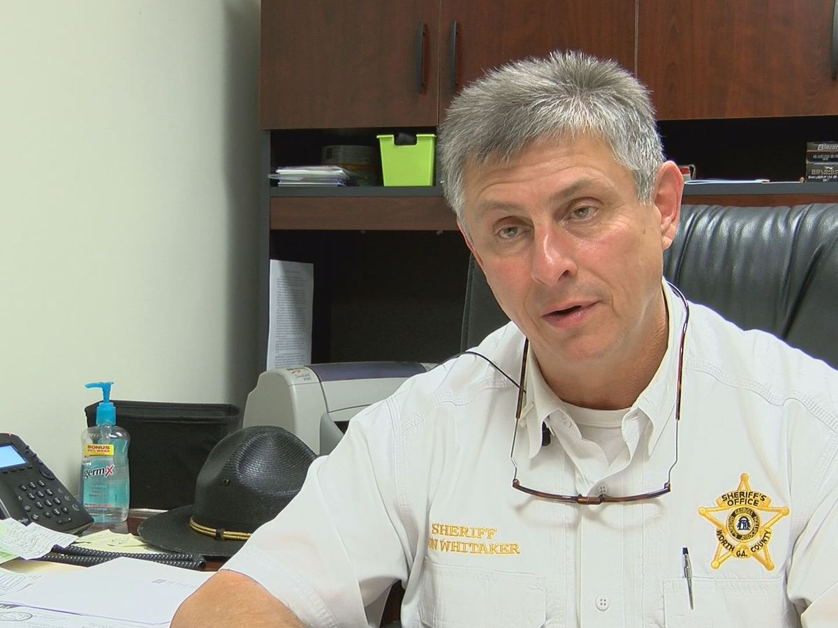 Don Whitaker elected Worth Co. sheriff