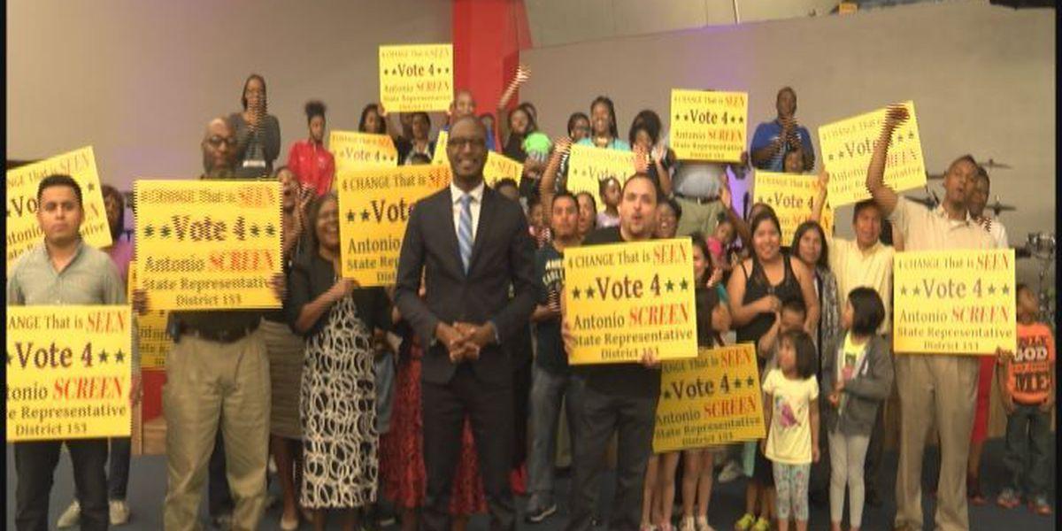 Albany pastor kicks-off campaign