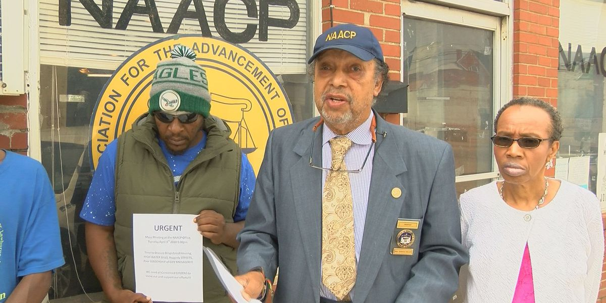 Dawson NAACP calls for allegations against city manager to see grand jury