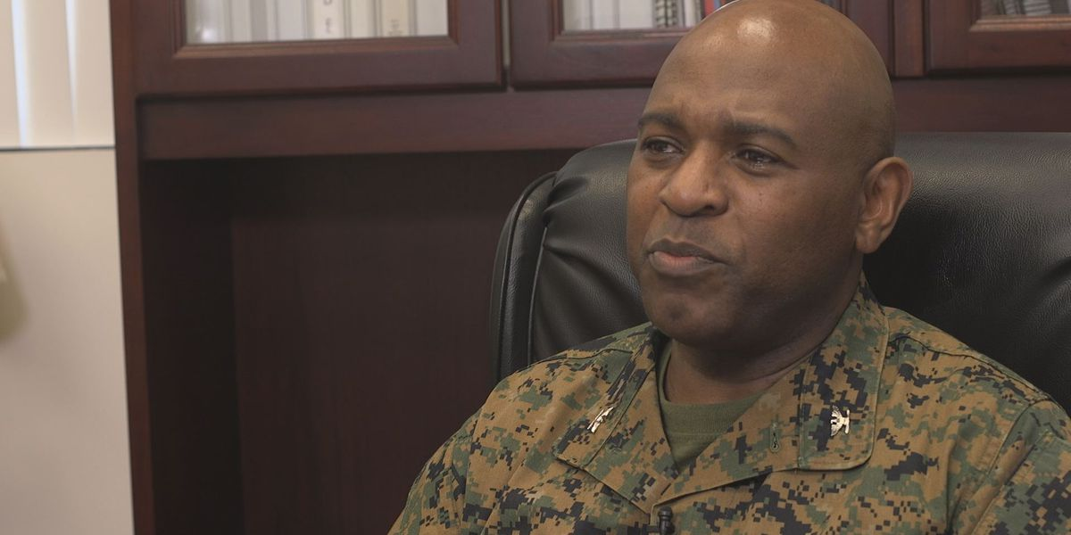 'It's just become part of me': Trimble sets example as MCLB's top officer
