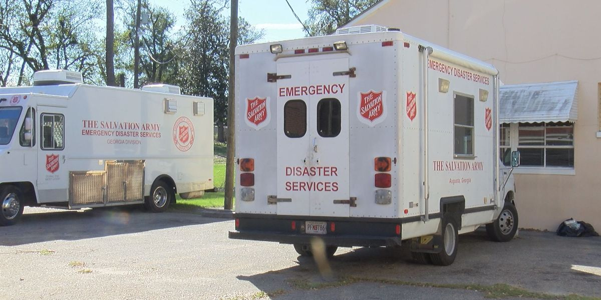 Salvation Army gets donation from iHeartRadio