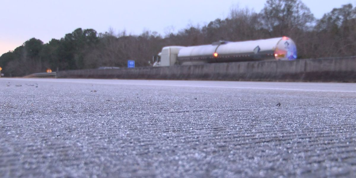 Officials in SWGA still concerned over potentially icy road conditions