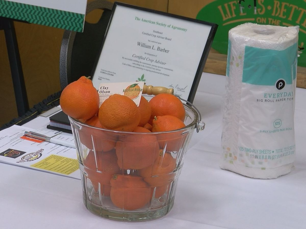 Farmers get a taste of 4th Annual Georgia Citrus Association Conference