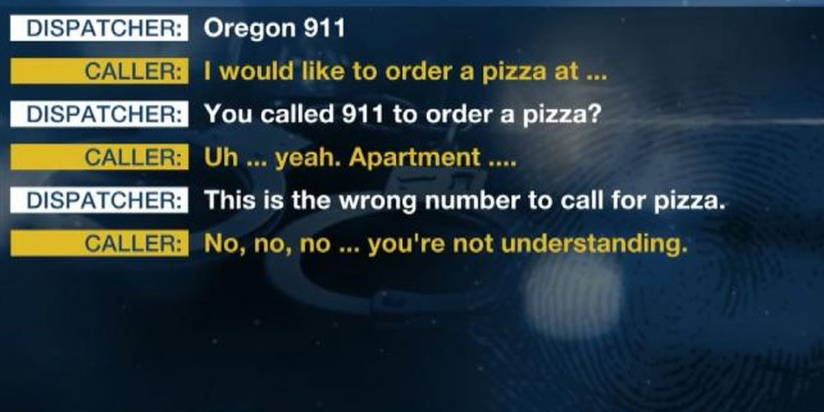 Victim's daughter calls 911 to 'order a pizza' to signal domestic violence
