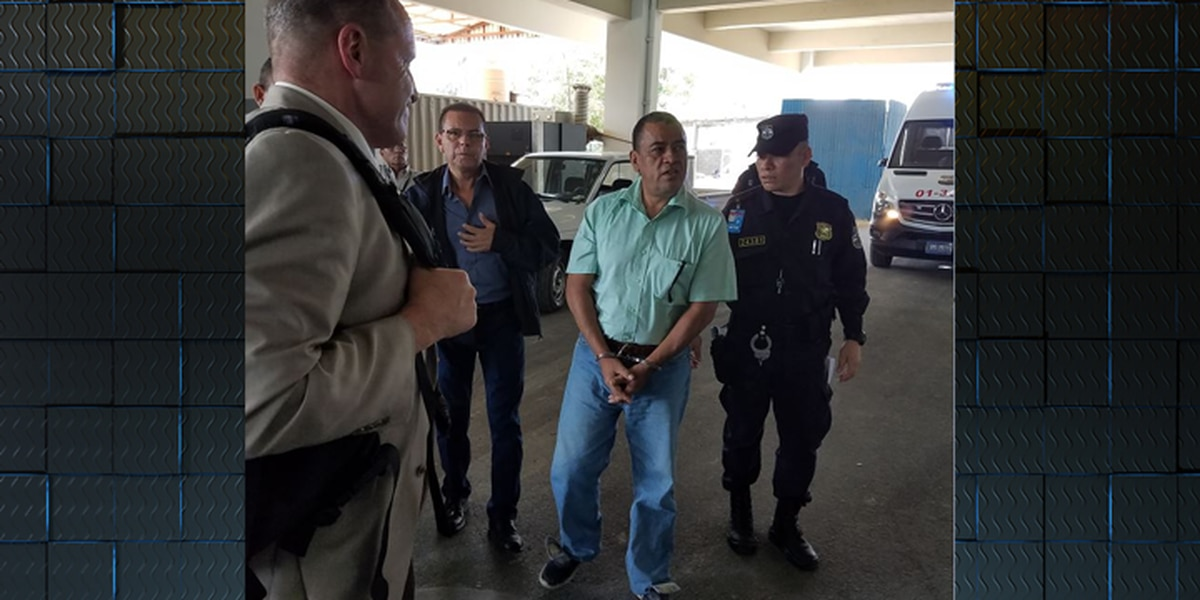 Georgia murder suspect nabbed 22 years later in El Salvador