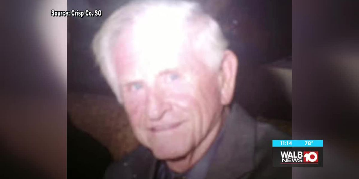 First Alert: Missing Crisp Co. Man