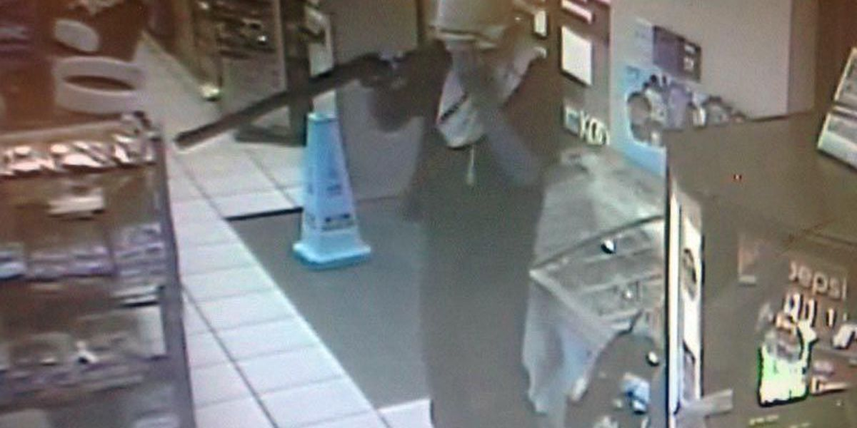 Another armed robbery; Reward offered