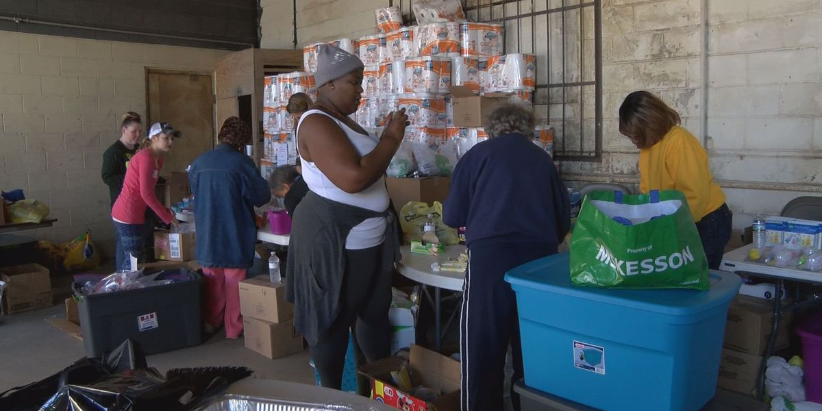 CVS Health donates a truckload of supplies for storm relief efforts