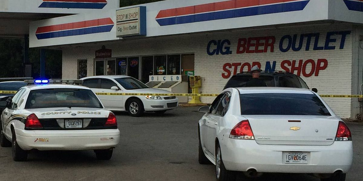 Shots fired in Dougherty Co. armed robbery